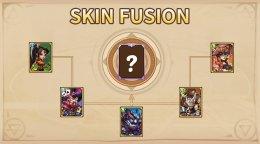 skin fusion drop rate